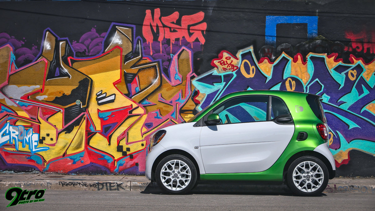 smart Fortwo Electric Drive-8