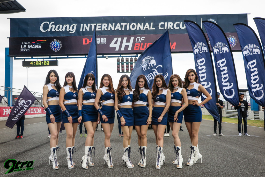 Asian Le Mans 2017 - Buriram Day 3 - Jackson24