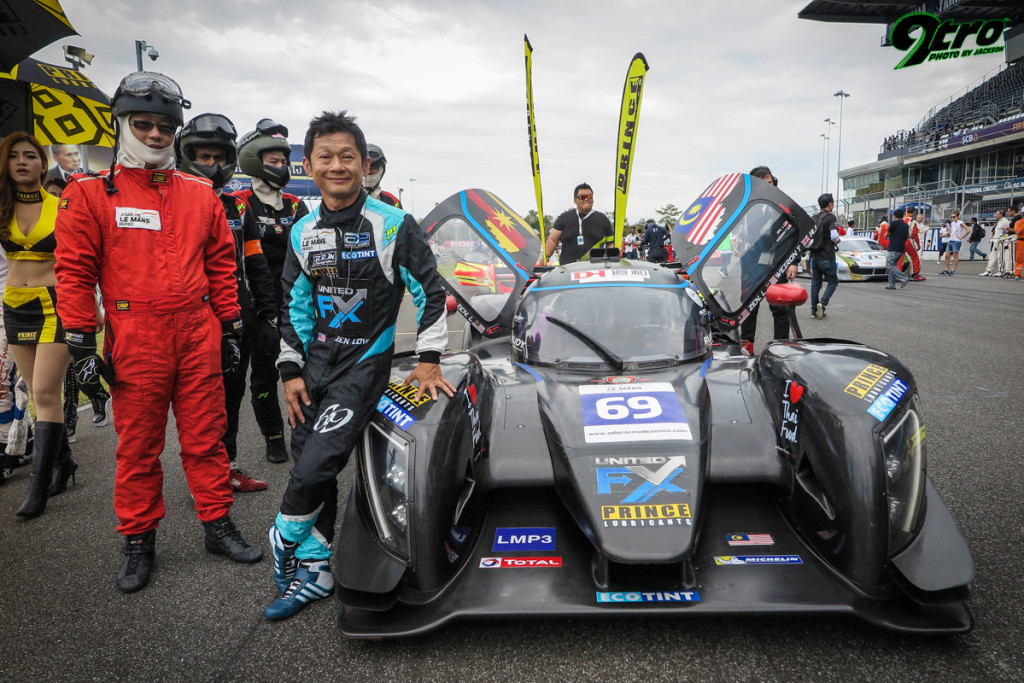 Asian Le Mans 2017 - Buriram Day 3 - Jackson14