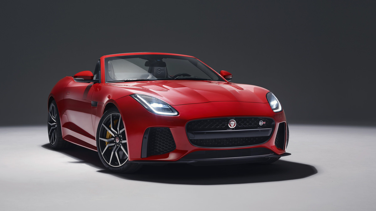 2018 Jaguar F-Type-31
