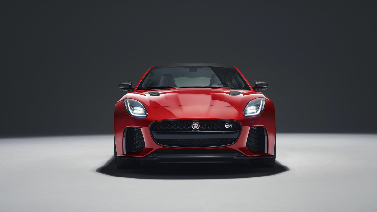 2018 Jaguar F-Type-44