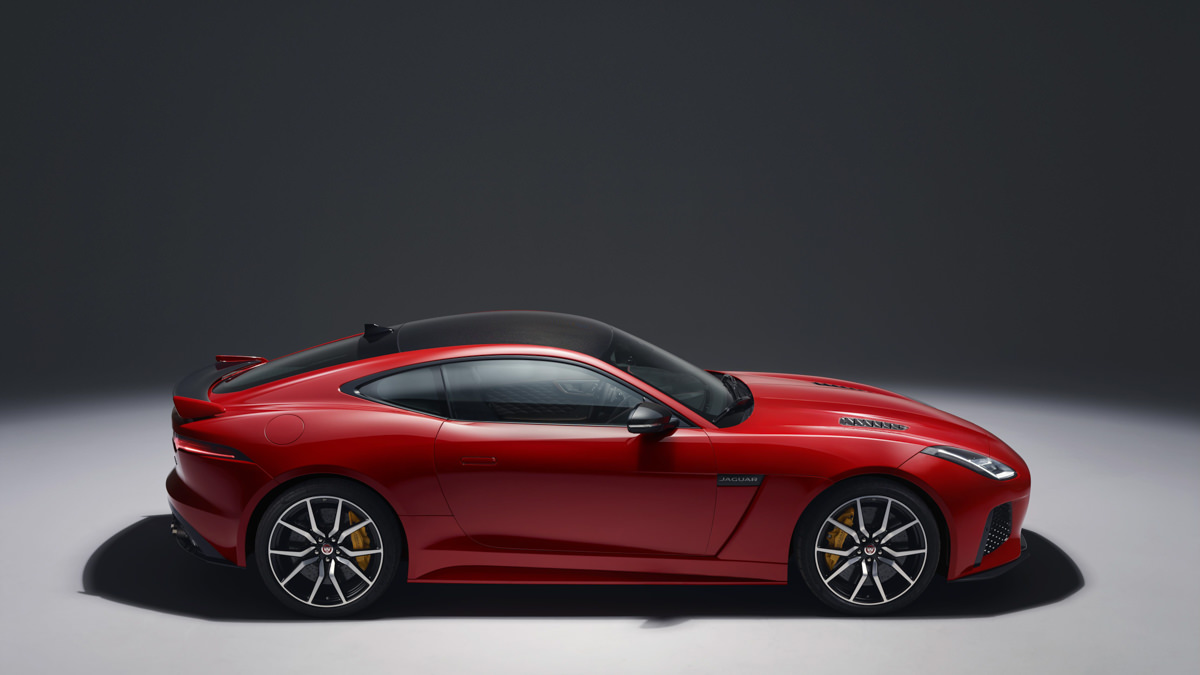2018 Jaguar F-Type-43
