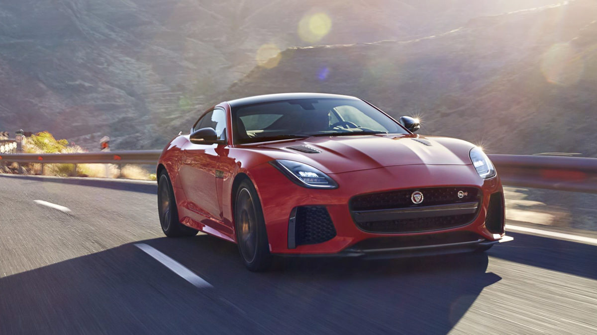 2018 Jaguar F-Type-40