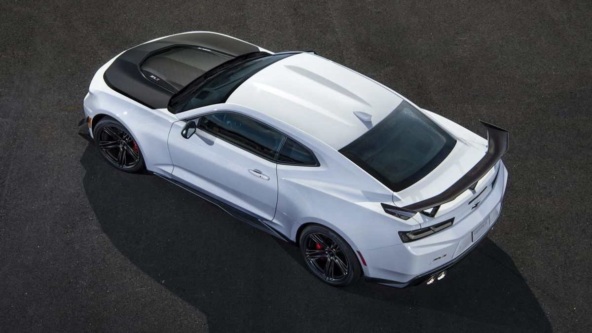 ... of the 2018 Camaro ZL1 1LE — the most track-capable Camaro ever