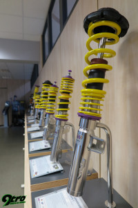 KW Suspensions Factory Tour